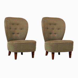 Chaises d'Appoint, 1940s, Set de 2