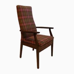 Vintage PK928 Fireside Chair by Willi Knoll for Parker Knoll