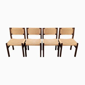 Mid-Century Dining Chairs from 't Spectrum, Set of 4