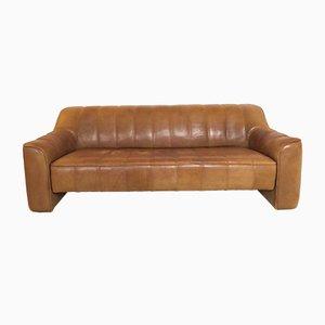 Sofá de tres plazas DS 44 vintage de de Sede, años 70
