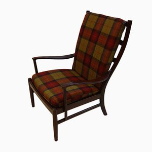 Model PK1016 Fireside Chair for Parker Knoll, 1980s