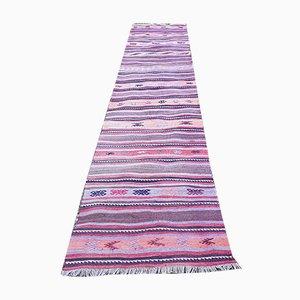 Vintage Oushak Tapestry Kilim Runner, 1970s