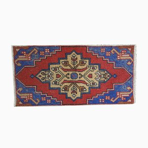 Vintage Small Turkish Rug