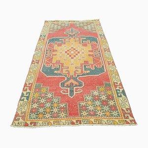 Turkish Oushak Carpet, 1970