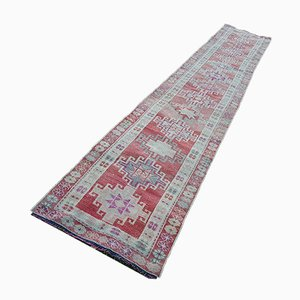 Vintage Oriental Turkish Runner, 1970s