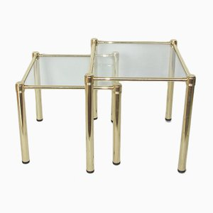 Modernist Nesting Tables, 1970s