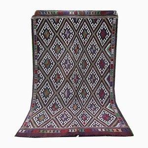 Vintage Wool Kilim, 1970s