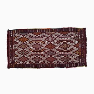 Small Decorative Kilim Mat, 1970s