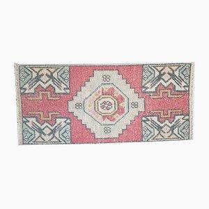 Kleiner türkischer Teppich, 1970er