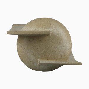Skulptur aus Keramik von Hilbert Boxem, 1972