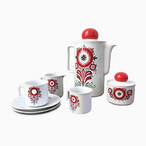 Mid-Century Tea Set from Schirnding