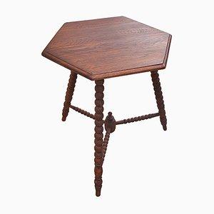 Tavolino Mid-Century tripode