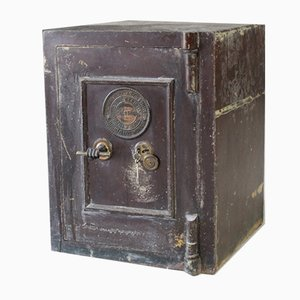 Antiker Safe von Thomas Perry & Sons