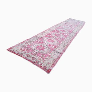Large Vintage Turkish Oushak Runner, 1970s