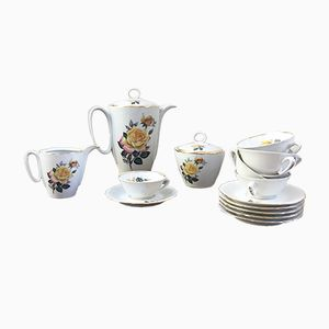 Vintage Porcelain Service from Compagnie Nationale