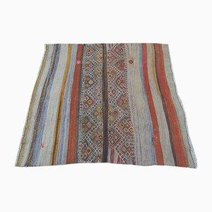 Kleiner dekorativer türkischer Teppich, 1970er