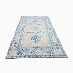 Dekorativer türkischer Oushak Teppich