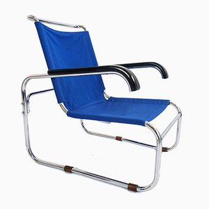 Vintage S35 Armchair by Marcel Breuer