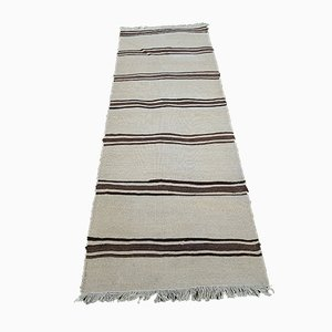 Striped Kilim Runner, 1970s