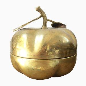 Brass Apple Box, 1960s