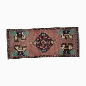 Small Turkish Yastik Rug, 1970s
