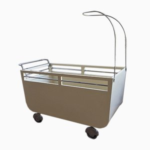 Vintage Baby Caravan Bed