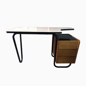 Vintage Desk by Robert Charroy for Mobilor, 1960s