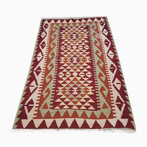 Small Turkish Kilim Rug, 1970s