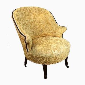 Antique English Tub Chair