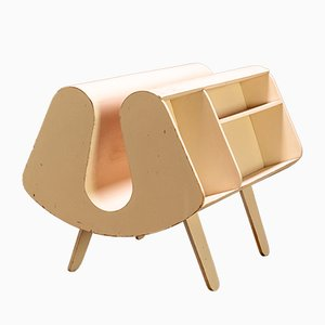 Penguin Donkey Magazine Rack by Egon Riss for Isokon, 1939