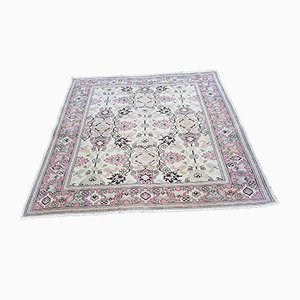 Turkish Soft Colored Oushak Rug