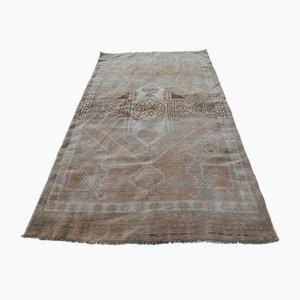 Turkish Decorative Wool Rug, 1970s