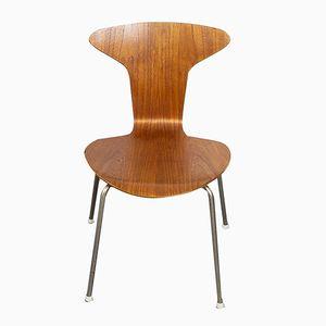 Sedia Mosquito di Arne Jacobsen per Fritz Hansen, anni '50
