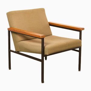 1453 Sessel von Coen de Vries für Gispen, 1960er