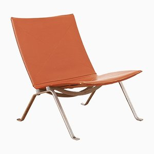 Mid-Century Model PK 22 Chair by Poul Kjaerholm for E. Kold Christensen