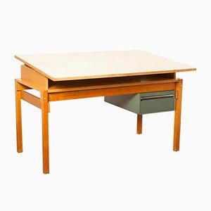 Vintage Schreibtisch von Wim Rietveld für Ahrend De Cirkel