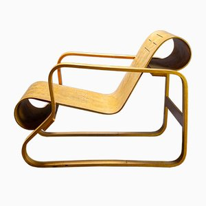 Paimio Model 41 Chair by Alvar Aalto for Huonekalu-ja Rakennustyötehdas Oy, 1930s