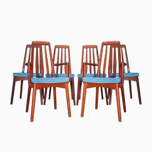 Dining Chairs by Svegards, 1960s, Set of 6