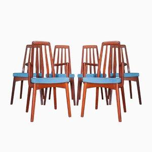 Esszimmerstühle von Svegards, 1960er, 6er Set