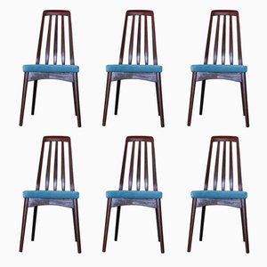 Vintage Dining Chairs from Svegards, 1960s, Set of 6