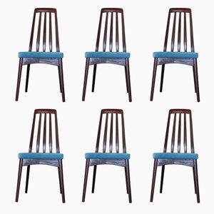 Vintage Esszimmerstühle von Svegards, 1960er, 6er Set