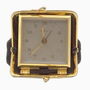 Reloj despertador Wallet de Kienzle, años 50