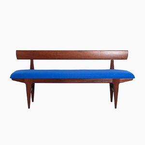 Vintage Sitzbank von Louis van Teeffelen für WéBé