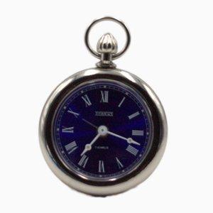 7 Jewels Alarm Table Clock from Titanus, 1950s