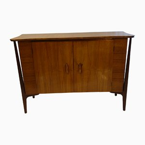 Geometric Floating Sideboard by Everest, 1950s