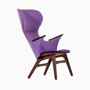 Vintage Danish Easy Chair, 1950s