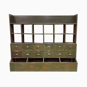 Antique Haberdashery Cabinet
