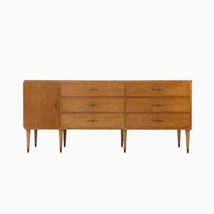 Mid-Century Italian Chest of Drawers, 1950s