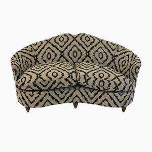 Geschwungenes 2-Sitzer Sofa von ISA, 1950er