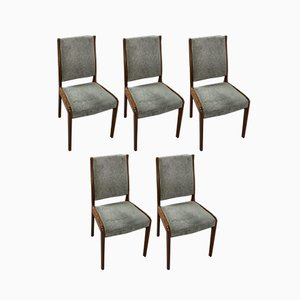 Vintage Dining Chairs from G-Plan, 1970s, Set of 5